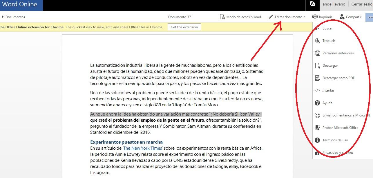 pdf to word online gratis