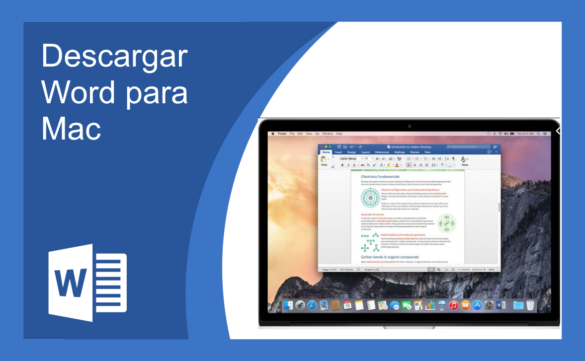 Descargar Word para Mac