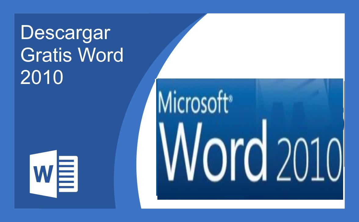 Descargar Gratis Word 2010