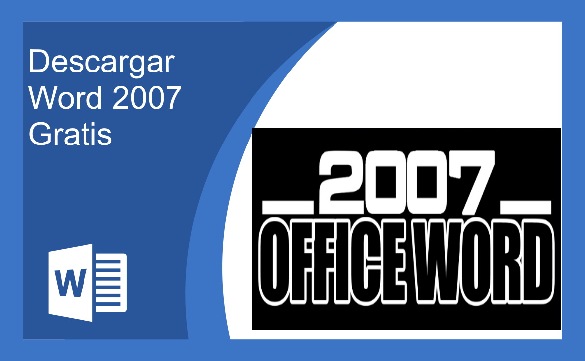 Descargar Word 2007 gratis