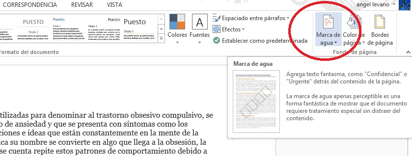 Explorar documentos usando el panel de navegación de Word Online