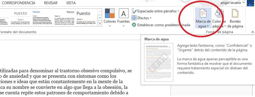 Redactar documentos usando dos o más columnas en MS Word