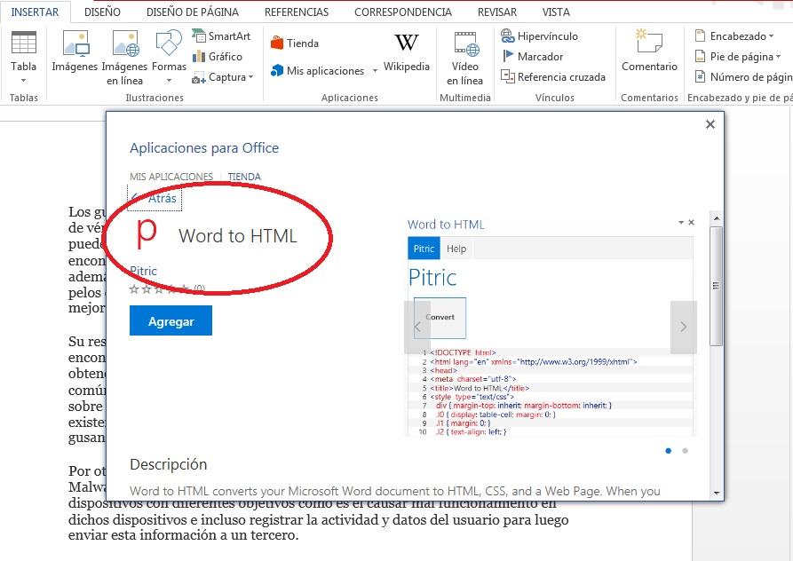 Cómo pasar de PDF a Word