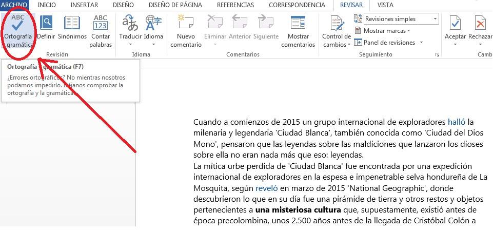 Consultar información de Wikipedia desde Microsoft Word