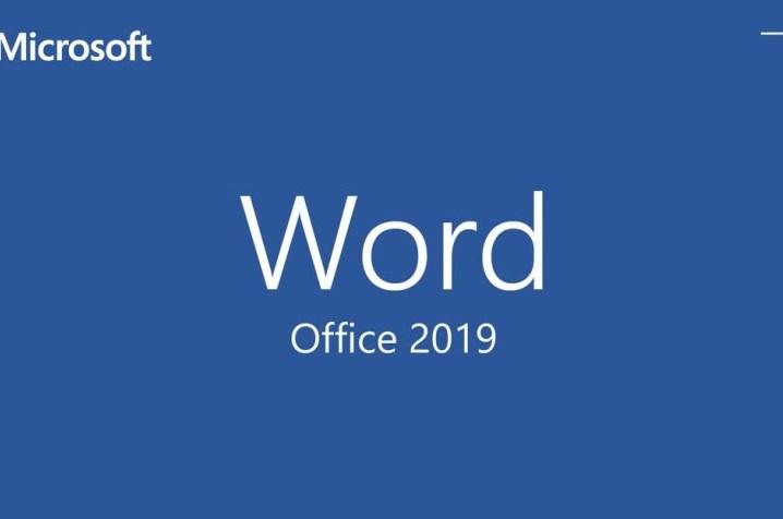 descargar word 2018